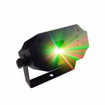 Laser Led Disco Bicolor Audioritmico Dj Control