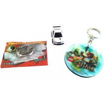 Set Straps Gatorade & Nissan Skyline & Llavero Chima Y2279