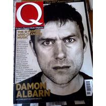 Revista Q - Damon Albarn Blur