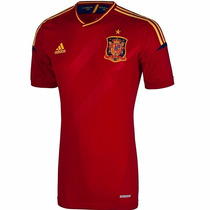 Adidas Techfit Playera Local + Maleta Furia España Euro 2012
