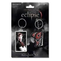 Saga Crepúsculo - Eclipse Llavero 2pck Jacob Novelty