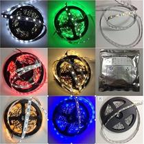 5m Tira De 300 Led 5050 Ip20, Rojo, V, Azul, Amarillo, R, Bc