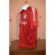 Jersey Fc Bayern München 2006-2007