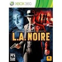 L.a. Noire Nuevo Sellado Xbox 360