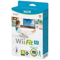 Nintendo Wii Fit U + Fit Meter Juego Físico Nuevo Sellado