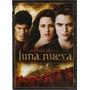 Luna Nueva: Saga De Crepúsculo, Película En Formato Dvd