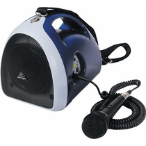 Behringer Epa40 Sistema De Audio Portátil.