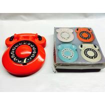 Miniaagenda Con Forma De Teléfono! Usada Bien Conservada!