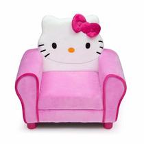 Hello Kitty Silla Sillon Infantil Tapizado Eu