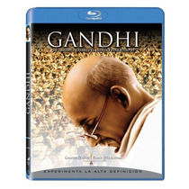 Bluray Gandhi Audio Y Subts Español Ingles Frances Hd Nueva