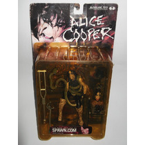 Alice Cooper Figura Mcfarlane Rob Zombie Metallica Kiss