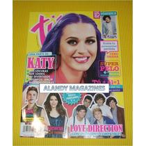 Katy Perry Revista Tu 2012 One Direction
