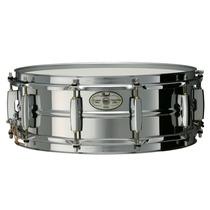 Pearl Ste1450s Sensitone Elite Steel Snare Drum Env/gratis