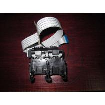 Cabezal Impresora Canon Pixma Mp460 Con Banda Y Cable Flex