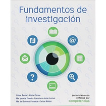 Fundamentos De Investigacion .-bernal