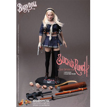 Hot Toys Babydoll Suckerpunch Nueva En Mano 1/6 30 Cm