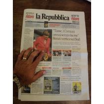 Revista Libro Periodico Italia Italiano Souvenir 2/08/2015