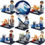 Publicacion Especial Jurassic Starwars Compatibles Con Lego