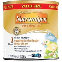 Nutramigen Con Enflora Lgg Bebé Fórmula - 19.8 Polvo Puede