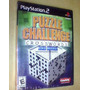 Puzzle Challenge: Crosswords And More De Playstation 2 Ps2