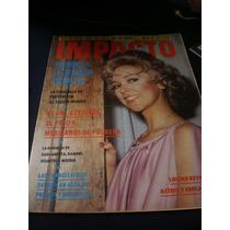 Impacto - Lucero Reynoso Actriz Educadora #1522 Mayo 1979