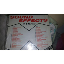 Disco Acetato De: Sound Effects In Stereo