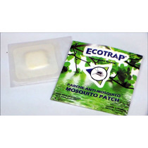 2 Parches Repelente P Mosquitos Prueba D Agua 42 Hr Protecc
