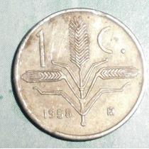 Lote 114 Mexico 1 Centavo 1958 Mo Trigo Brillante