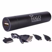 Halo Power Bank Bateria Externa 2200 Mah Cargador Celular