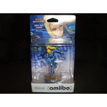 Amiibo Samus Zero Suit Americano.