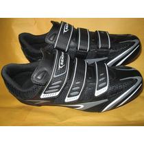 Zapatos Serfas De Ruta Mod. Interval Talla 29cm. Nuevos