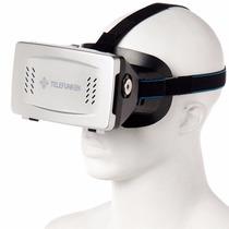 Lentes De Realidad Virtual Telefunken Para Smartphones