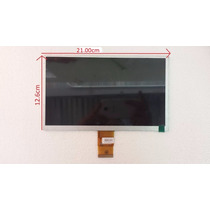 Lcd Pantalla Display Tablet 9 Pulgadas Led 50 Pines