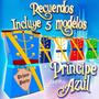 Cajitas Principe Azul, Princesas Disney Imprimibles Fiesta