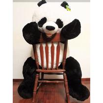 Remate Peluche Oso Panda Gigante Hug Fun 134cm Mejor Precio