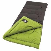 Bolsa De Dormir Duck Harbor Verde Sleeping Bag Coleman