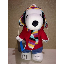 Snoopy,peanuts,peluche Original, Esquiador , La Película