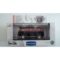 M2 Machines Limited Edition Vw Microbus Deluxe 1959