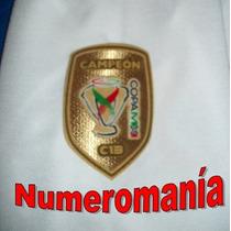 Parche Oficial Lextra Cruz Azul Campeón Copa Mx Clausura 13