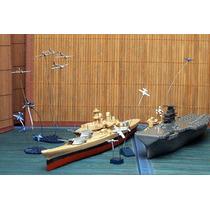 Lee Mi Anunc X Batalla Nav Lote 19 Miniatura 1/700 & 1/1000