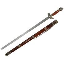 Espada De Tai-chi Cabeza De León.