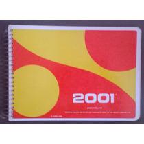 Cuaderno 200 Hojas Blancas, Forma Italiana