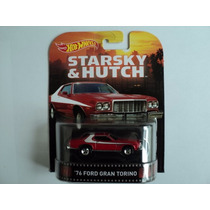 Hot Wheels Starsky Hutch Caja K