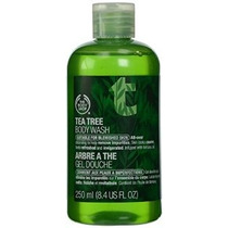 The Body Shop Tea Tree Gel De Baño Onza 8,4-fluid