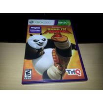 Kung Fu Panda 2 Para Kinect Xbox 360