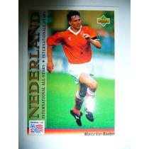 Upper Deck 93 World Cup 1994 Futbol Marco Van Basten 112