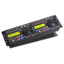Dj Tech U2 Player Reproductor Doble De Memorias Usb Efectos