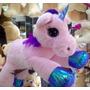 Peluche Gigante Unicornio 1.40 Metros