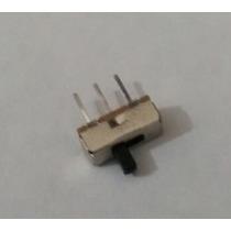 Switch Mini, 2 Pasos, 3 Pin, 50 Piezas