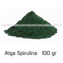 Alga Spirulina Maxima Bolsa De 500 Gr Medio Kilo 2clicmx